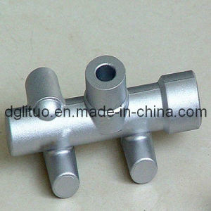 Aluminum Die Casting Fittings for Program Control of Paper Cutting Machine pictures & photos