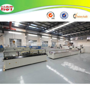 Plastic PVC Ceiling Panel Profiles Production Line/Extrusion Line pictures & photos