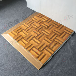 Hot Sale Newest Cheap Portable Wooden Dance Floor pictures & photos