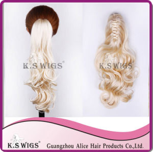 Japanese Kanekalon Synthetic Ponytail Hair Extension (KS-1062)