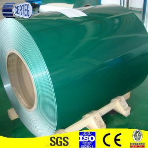 Galvanizing Green Painted Steel Coil (SC021) pictures & photos