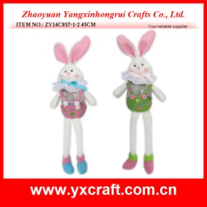 Easter Decoration (ZY14C857-1-2) Toy Top Design Gifts pictures & photos