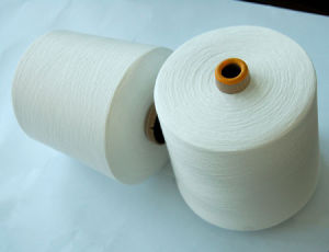 40s Polyester Spun Yarn Closed Virgin