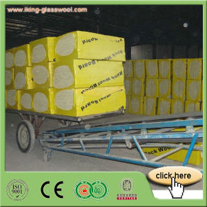 High Grade Heat Insulation Material Rock Wool Board pictures & photos