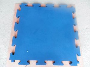 Rubber Mat Rubber Sheet Flooring of Gym pictures & photos