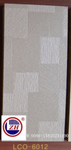 Decoration Material --Lco Fireproof Embossed Board (LCO-6012) pictures & photos