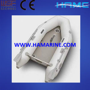 White Good Quality Inflatable Boat SD-420