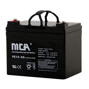 Lead Acid Battery 12V33ah pictures & photos