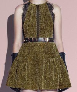 Ladies′ Fashion Dress
