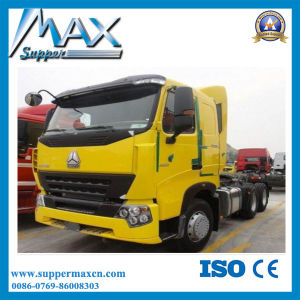 Sinotruk HOWO A7 10 Wheel 60 Ton Trailer Truck Price for Sale pictures & photos
