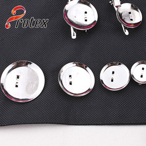 Hot Sale DIY Round Hairclip Metal Hair Accessories pictures & photos