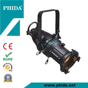750W 75/90deg Stage Spotlight, Source Four, Image Spot Light, Gobo Projector