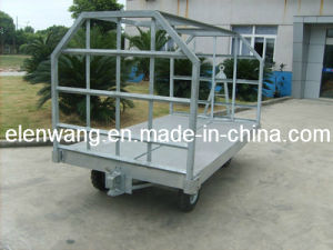 Hot Dipped Galvanised Baggae Cart Dolly pictures & photos