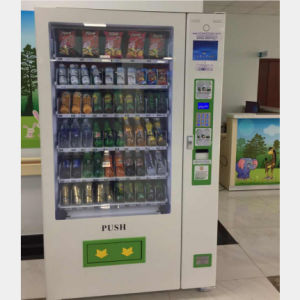 ZG-10 cheapest Automatic Snack Drink Vending Machine pictures & photos