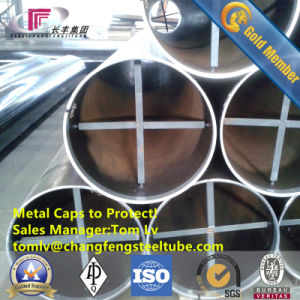 ASTM A252 Gr. 3 Welded Steel Piling Pipe pictures & photos