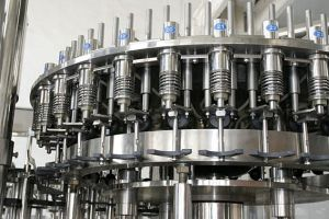 Pure Drinking Pure Mineral Water Bottle Automatic Filling Machine Equipment pictures & photos