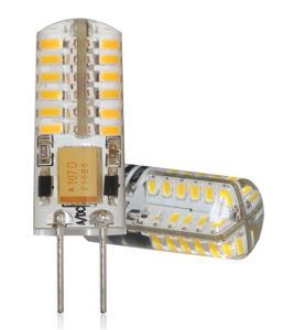 Dimmable G4 3014 48LED Silicon LED Auto Bulb pictures & photos