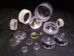 From China Optical Glass Dome, Half Ball Lens pictures & photos