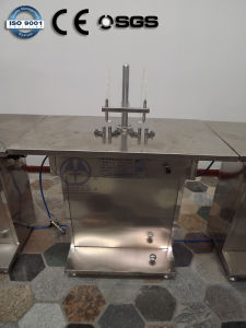 Mini Semi-Automatic Liquid Filler (QGBW) pictures & photos