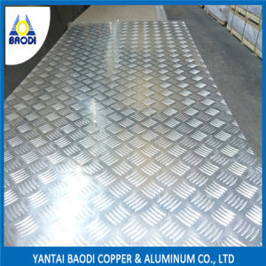 Hot Sale Aluminum Checkered Plate in Australia pictures & photos