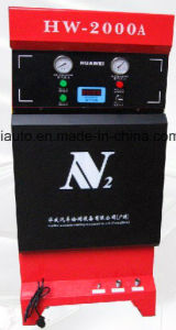 Car Use High Purity Tyre Nitrogen Machine pictures & photos