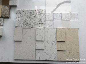 Fine Quality Quartz Stone Engineered Stone pictures & photos