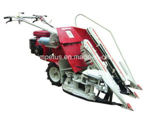 Hot Sale Rice, Wheat Combine Harvester, Reaper Binder for India Market pictures & photos