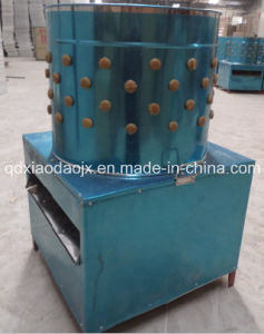 Duck Depilator Machine/Duck Slaughter/Duck Dehair Machine pictures & photos