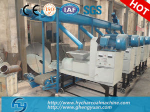 High Yield Straw Biomass Briquette Machine pictures & photos