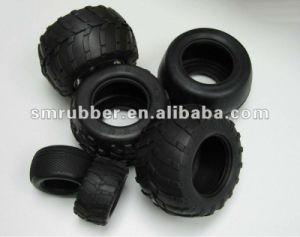 Custom Toy Car Plastic Rubber Tires pictures & photos