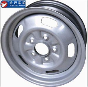 Steel Trailer Wheel with 4, 5, 6 Hole