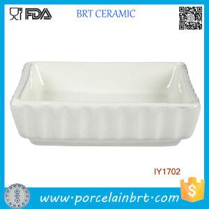 White Ceramic Fish Bowl Pet Accessories Wholesale China pictures & photos