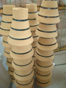 Fireclay, High Alumina, Refractory Bricks for Bottom Pour pictures & photos