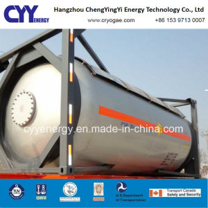 Cyy High Pressure Lox LNG Lco2 Lin Lar Cryogenic Tank Container pictures & photos
