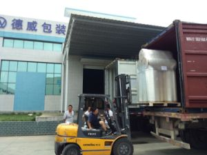 Metalized Polypropylene Metalizing CPP PP Film packaging Packing pictures & photos