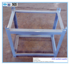 Powder Coating Steel Rack