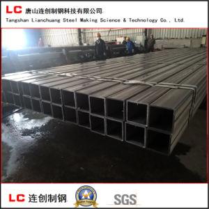 Big Od Black Square/Rectangular Steel Pipe pictures & photos
