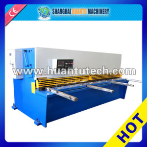 CNC Hydraulic Swing Beam Shearing Machine (QC11Y, QC12Y) pictures & photos