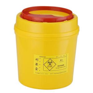 Neway Mt07 1L Plastic Medical Waste Box pictures & photos
