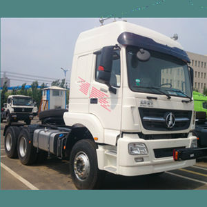 North Benz V3 Tractor Trucks, 6x4 480HP 100ton Tractor Trucks pictures & photos