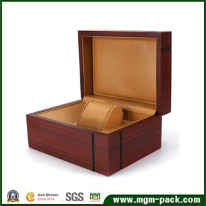 Retail Personalized Wooden Packing Watch Box pictures & photos