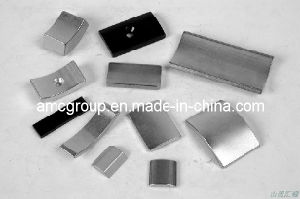 Nm-119 Sintered Arc NdFeB Magnet with Epoxy From China Amc pictures & photos