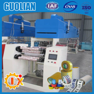 Gl-1000d Electricity Saving Water Based Adhesive Coating Machine pictures & photos