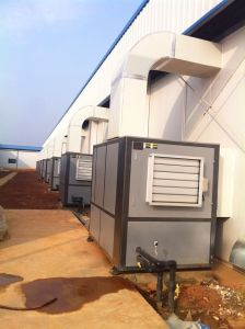 CO2 Controller for Mushroom Plant (temperature, humidity control) pictures & photos