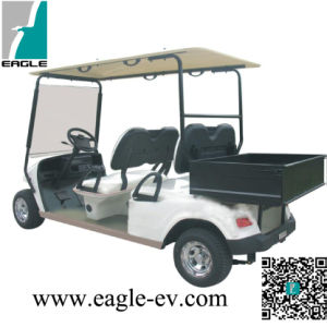 Utility Golf Cart, 4 Seats with Rear Cargo Box, Electric, Eg2049h, CE Approved, Brand New pictures & photos