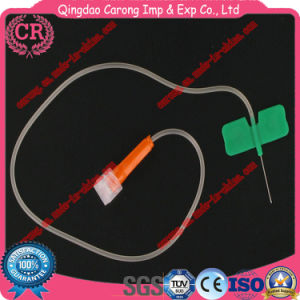 Ce Approcal Medical Disposable Scalp Vein Set pictures & photos