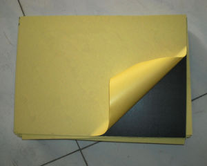 Hot-Melt Album Sheets, Album PVC Material, Insert Album Sheets. pictures & photos