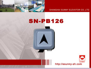 Plastic Elevator Push Button (SN-PB126) pictures & photos