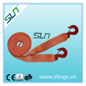 Tow Strap Towing Sling with Hooks pictures & photos
