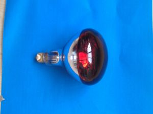 Ion Red Warm Light Bathroom Infrared Heat Bulb pictures & photos